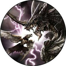 Spare Wheel Cover Sticker DRAGON 4x4 Land Rover Rav4 Vitara Discovery Off Road
