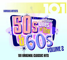 101 - Number Ones Of The 50s & 60s Vol 2 [4CD Set]