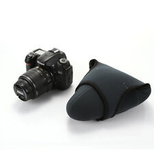 Soft Camera Bag Case Protector For Nikon DSLR D7200 D7000 18-140mm/18-200mm Lens