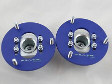 Camber Plates fit E36 BMW top mounts Front x2 Domlager Drift  Suspension