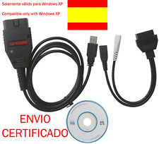 GALLETTO 1260 REMAP FLASHER TOOL ECU CHIP TUNING INTERFACE VAG CABLE OBD2 OBDII