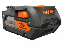 Ridgid AEG 18v 4ah Power Tool Batteria r840087 UK Power Seller FREEPOST NUOVO
