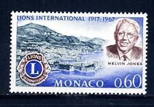 MONACO - 1967 - Cinquantenario del Lions Club Internazionale