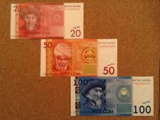 Kyrgyzstan banknote collection