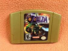 Zelda Majora's Mask *Cart Only* Hologram Nintendo 64 Game N64 Super FREE SHIP!