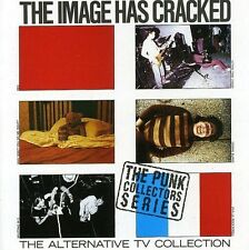 Alternative TV-image has Cracked CD NUOVO