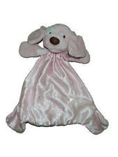 Baby Gund Pink Spunky Huggybuddy Lovey Blankie Plush Toy 058966