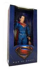 "NECA MAN OF STEEL 1/4 SCALE 18"" INCH SUPERMAN - HENRY CAVILL ACTION FIGURE NEW"