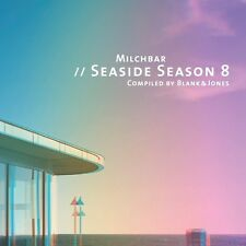 BLANK & JONES - MILCHBAR SEASIDE SEASON 8 (DELUXE HARDCOVER PACKAG  CD NEU