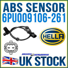 HELLA ABS WHEEL SPEED SENSOR FITS COMBO Box Body / Estate 1.3 CDTI 16V 08.05-