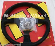 MOMO MOD 78 330mm Suede Race Steering Wheel - R1909/33S - IN STOCK!