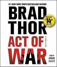 NEW - Act of War: A Thriller by Thor, Brad