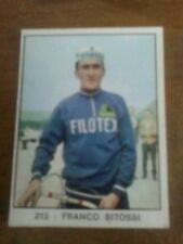 FIGURINA PANINI CAMPIONI DELLO SPORT 1966/67- n° 215 FRANCO BITOSSI -  NUOVA