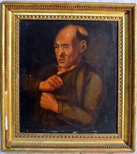 ANTICO QUADRO RITRATTO PUGILE BOXE BOXER JOHN SMITH BUCKHORSE DODD DIPINTO 1700