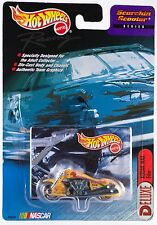 Hot Wheels Racing Deluxe #4 Kodak Max Film Bobby Hamilton Scorchin' Scooter MOC