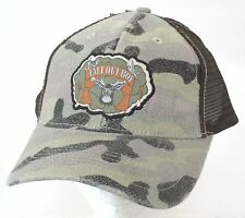 FALL OUT BOY CAMO CHICAGO SOFT CORE TRUCKER HAT CAP NEW OFFICIAL BASEBALL NWT