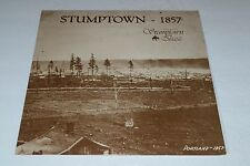 Stumptown 1857~Stumptown Jazz~Portland Oregon~Private Label Traditional Jazz