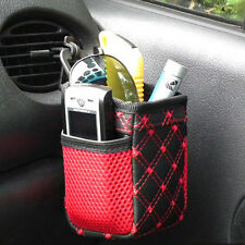 Car Universal Storage Pouch Bag Phone Box Holder Pocket Organizer SN