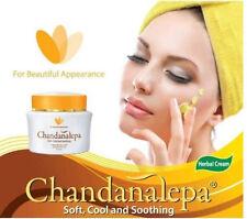 Chandanalepa Natural Whitening Cream Ayurveda Herbal Sandalwood 12g