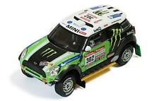Ixo mini all 4 racing S. peterhensel/j.p. cottret winner dakar 2012 #302 1:43