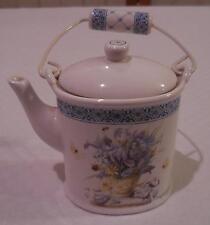 Hallmark Nature's Sketchbook Mini Teapot Candle - Unused