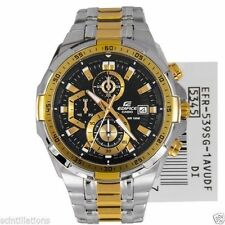 IMPORTED CASIO EDIFICE EFR-539SG CHRONOGRAPH MENS WATCH .