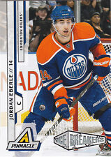 2010-11 PINNACLE JORDAN EBERLE RC 10-11 #201