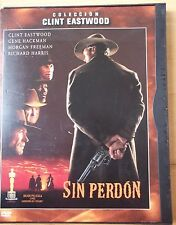 DVD,Sin Perdon.Clint Eastwood,Morgan Freeman