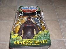 MASTERS OF UNIVERSE CLASSICS SHADOW BEAST HE MAN NEW MIB MOTU FIGURE MIB SHIPPER