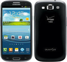 SCH-I535 BLACK Samsung Galaxy S III 16GB 8MP Camera 4G Verizon Smartphone