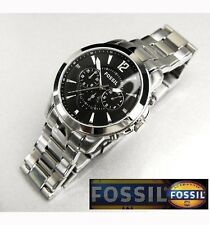 FOSSIL MEN'S LUXURY ROMAN COLLECTION CHRONOGRAPH WATCH FS4532