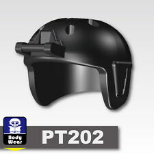 PT202 (W50) Advanced Army Assault Helmet Compatible w/ toy brick minifigures