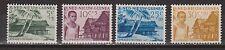 Indonesia Nederlands Nieuw Guinea New Guinea 41 42 43 44 MNH Leprazegels 1956