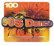 100 Anthems: 90's Dance, 100 Anthems, New