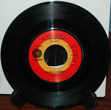 Loretta Lynn: You Wanna Give Me A Lift / What's THe Bottle Done To My Baby 45. D