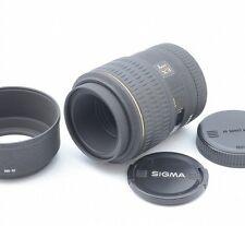 Sigma 105mm f/2.8 EX Macro AF Lens for Canon EF