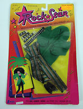 "Vintage JEM Rock Star Music Video Fashions 12.5"" Dolls Creata No. 1682E"