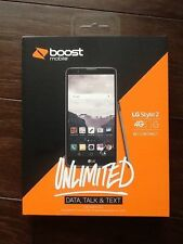 "BRAND NEW! LG G 2 Stylo LTE Android 5.7"" Smartphone (Boost Mobile)"