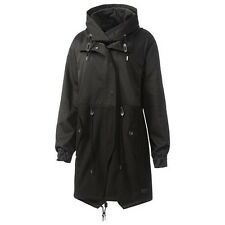 ADIDAS ORIGINALS LADIES LONG PADDED PARKA JACKET rrp £249  size 18