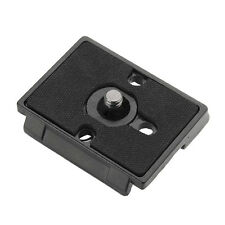 "Quick Release Plate Replacement for Bogen Manfrotto 200PL-14 1/4"" Screw"