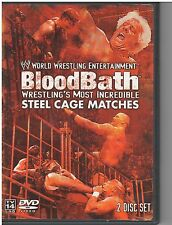 WWE - Bloodbath (DVD, 2003, 2-Disc Set, Two Disc Set) {2265}