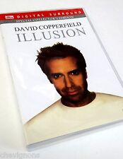 David Copperfield ILLUSION DVD Magic Extra Features