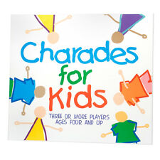 Charades for Kids - Great Miming Game