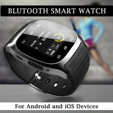 New Bluetooth Smart Watch For Android HTC Samsung iPhone iOS LG SONY ,-.