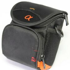 Shoulder Case Camera Bag for Sony NEX-5R NEX-7 NEX-6L NEX-5N NEX-F3 NEX-6 Black