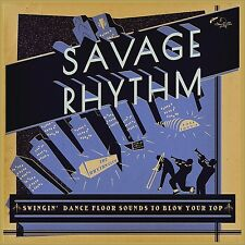SAVAGE RHYTHM  CD NEU