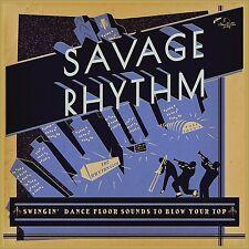 SAVAGE RHYTHM  CD NEU