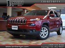 Jeep: Cherokee FWD 4dr Lati