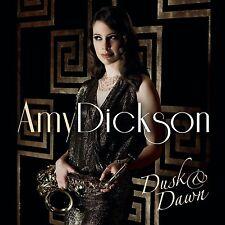 Amy Dickson - Dusk & Dawn (NEW CD 2013)
