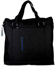 Borsa Tracolla  Uomo Donna Nero Mandarina Duck MD20 Top Handle Black 15116TV4651
